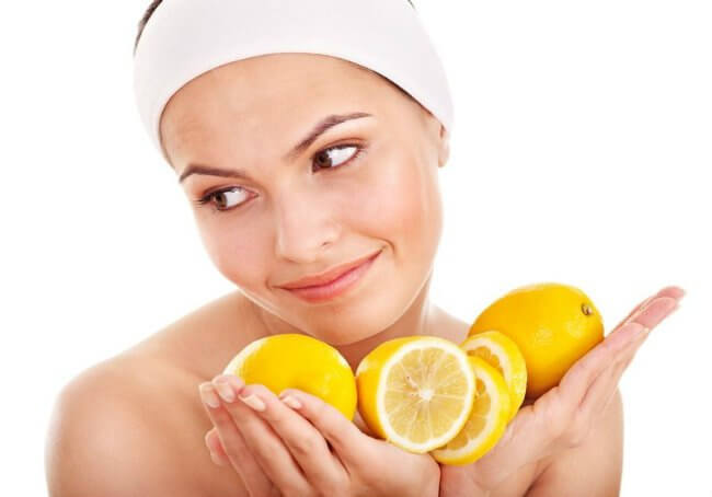 Daily consumption of lemons reduce signs of aging.