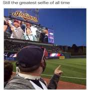Is it Still the greatest selfie of all time ?