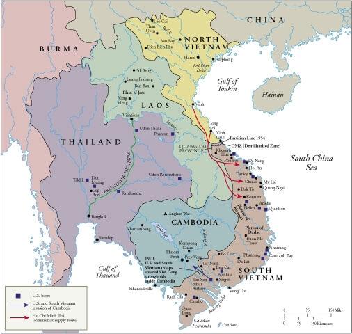 South Vietnam, 1955-1975