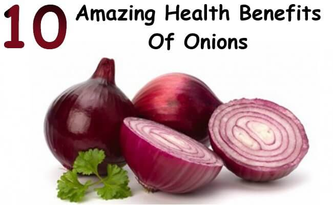 Here Are A Few Health Benefits Of Onions That You Should Know About