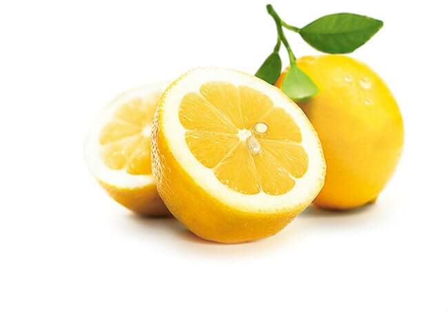 Lemon pleasant smell is clean and refreshing.