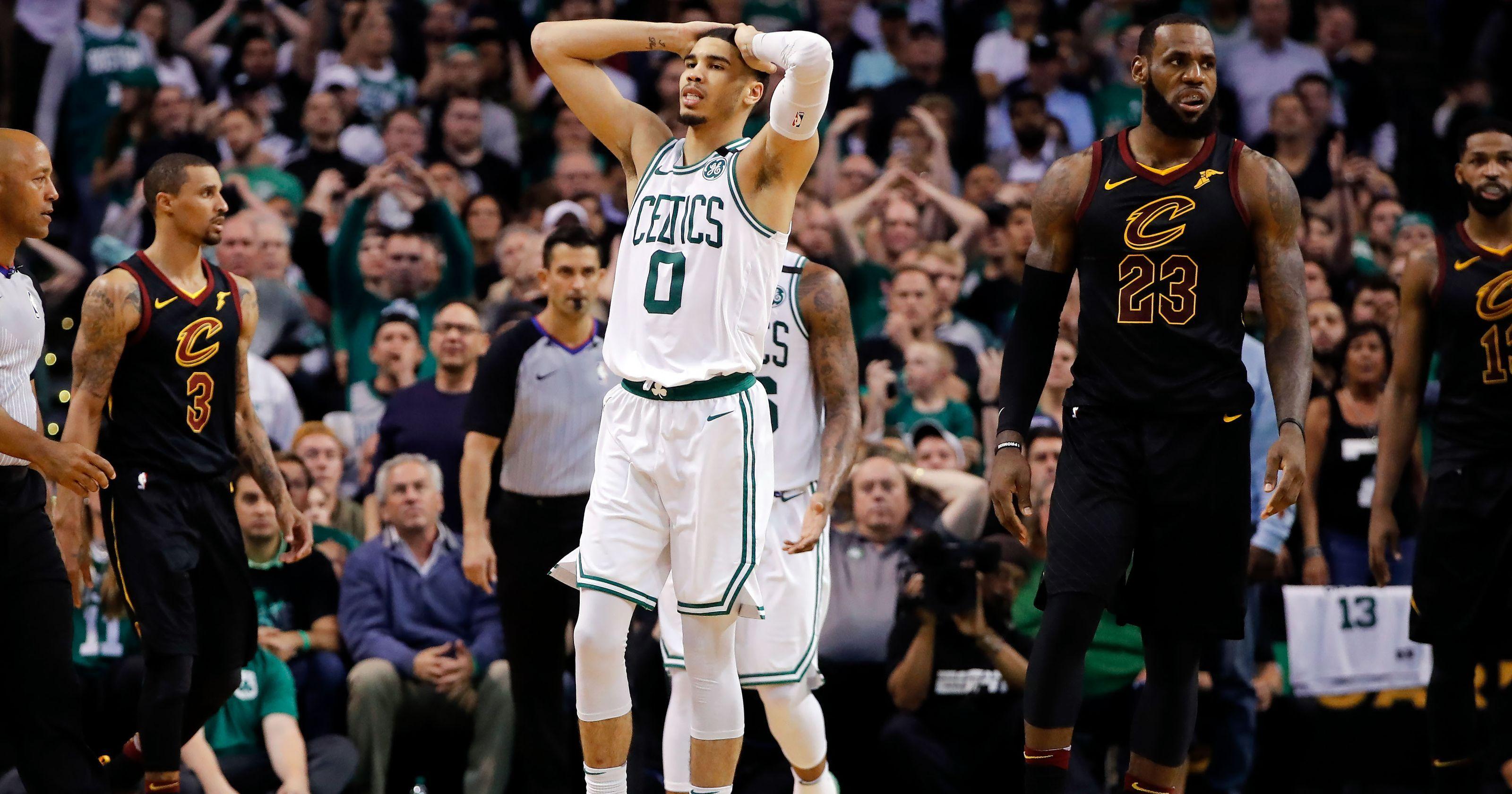 Boston Celtics still have NBA final